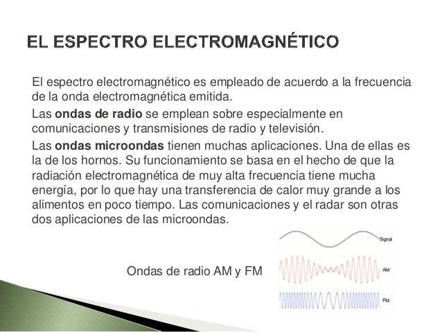 Se denomina espectro visible a la región del espectro electromagnético que el ojo humano es capaz de percibir. A la radiac...