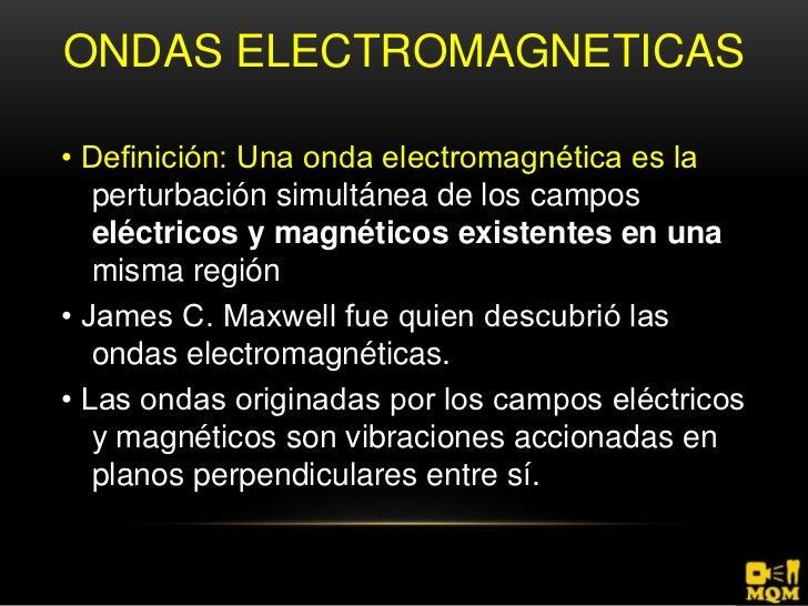 Espectro electromanetico Slide 3