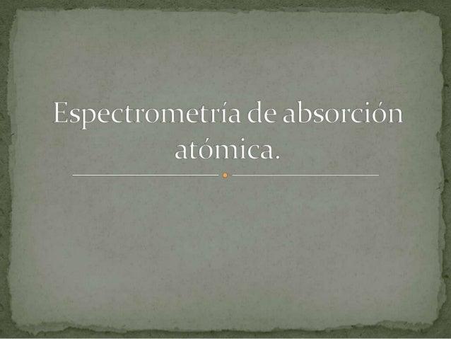 la observación                          y el estudio del                              espectro  Estas observaciones       ...