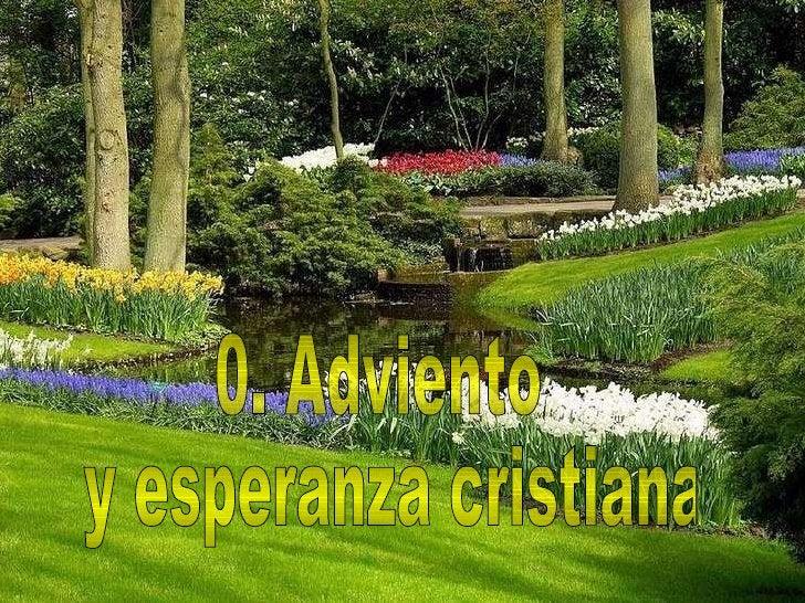 0. Adviento y esperanza cristiana