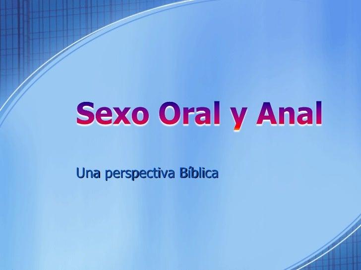 Una perspectiva Bíblica