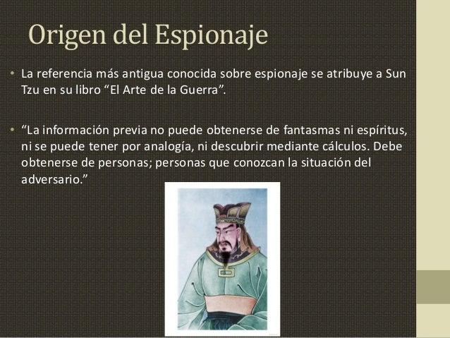 HISTORIA DE LOS SERVICIOS DE INTELIGENCIA Espionaje-norteamericano-5-638