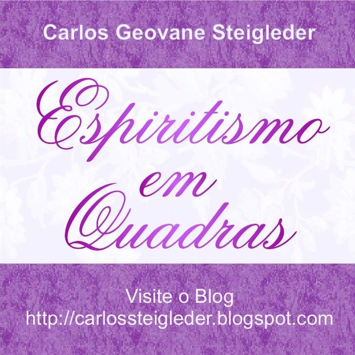 Espiritismo em quadras