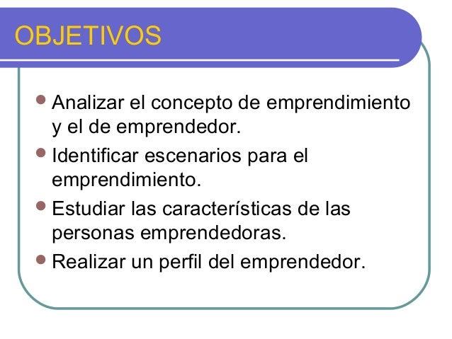 Espiritu empresarial Slide 2