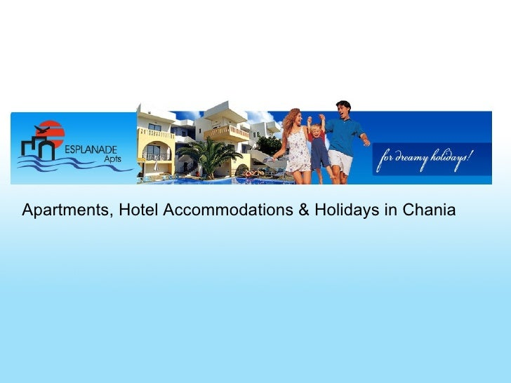 Apartments, Hotel Accommodations & Holidays in Chania