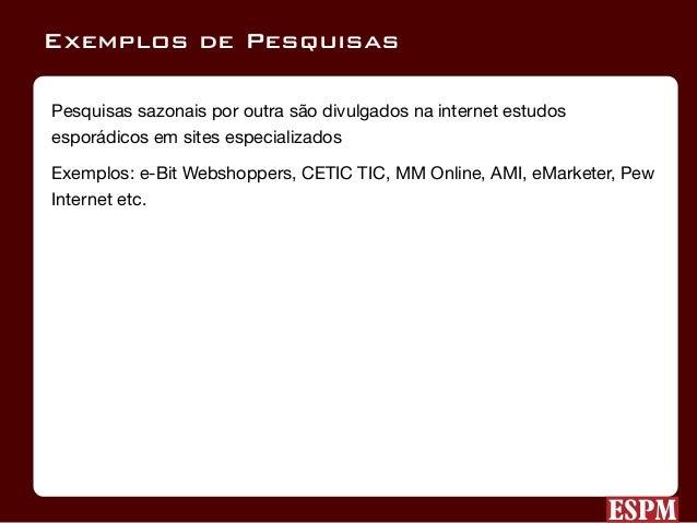 Mídia Online - ESPM Marketing Digital - aula 9