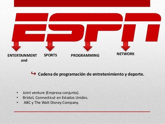 ESPN. Slide 2