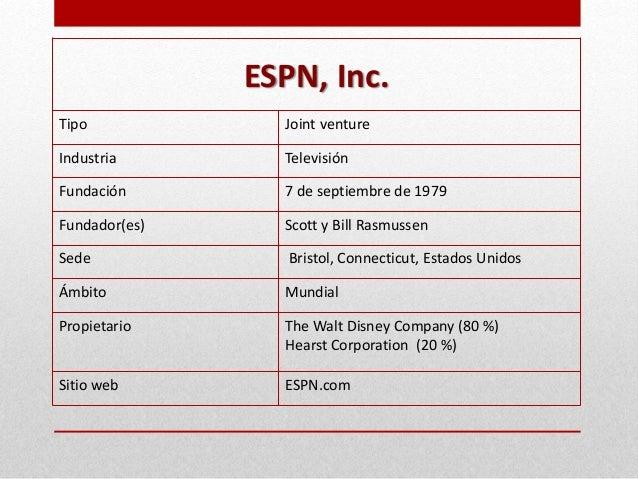 ESPN. Slide 3