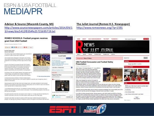 ESPN Corporate Citizenship