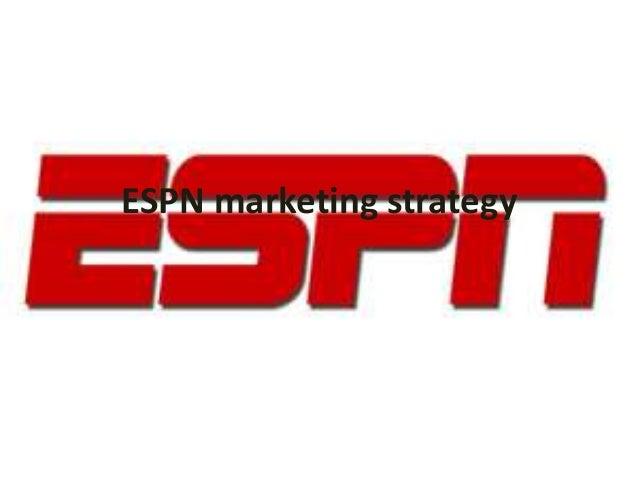 ESPN marketing strategy