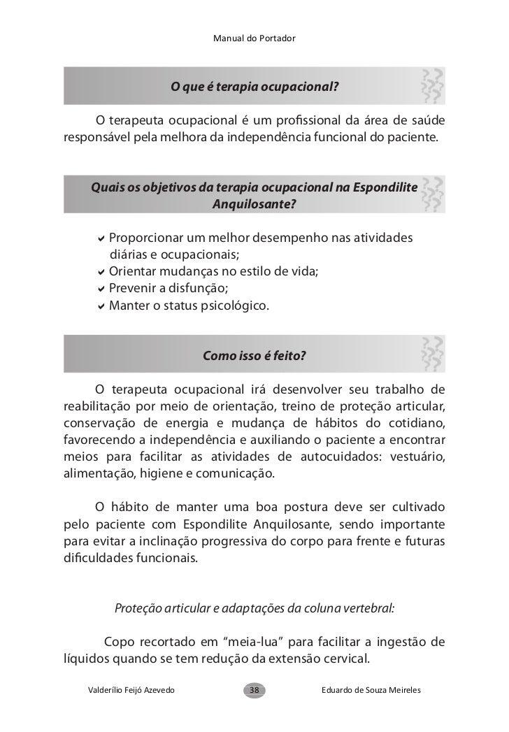 Manual do Portador                                 No trabalho      Preste atenção à posição de sua coluna quando estivert...