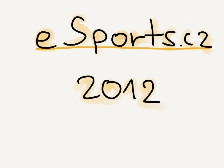 eSports 2012