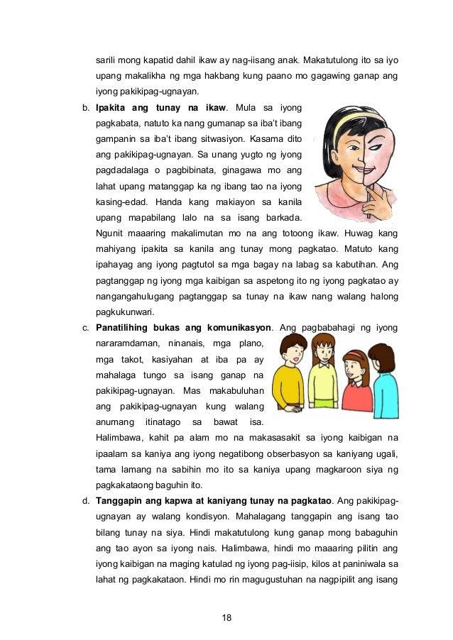 sarili mong kapatid dahil ikaw ay nag-iisang anak. Makatutulong ito sa iyo upang makalikha ng mga hakbang kung paano mo ga...