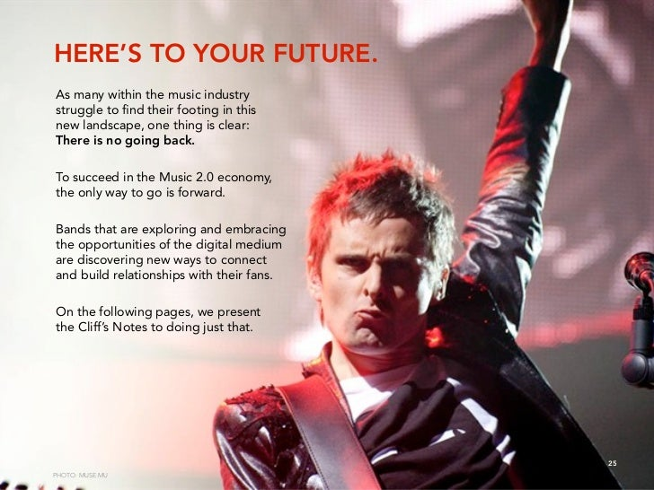 HERE'S TO YOUR FUTURE. As many within the music industry struggle to find their footing in this new landscape, one thing is...