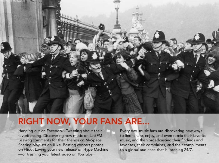 PHOTO: GETTY IMAGES                  RIGHT NOW, YOUR FANS ARE...                                                          ...
