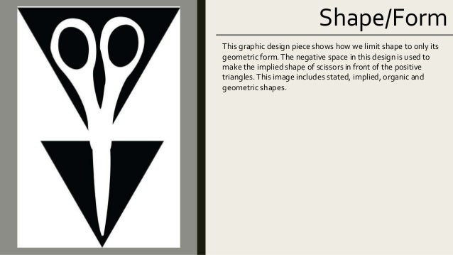 Elements Of Design Shape And Form : Graphic design elements principles