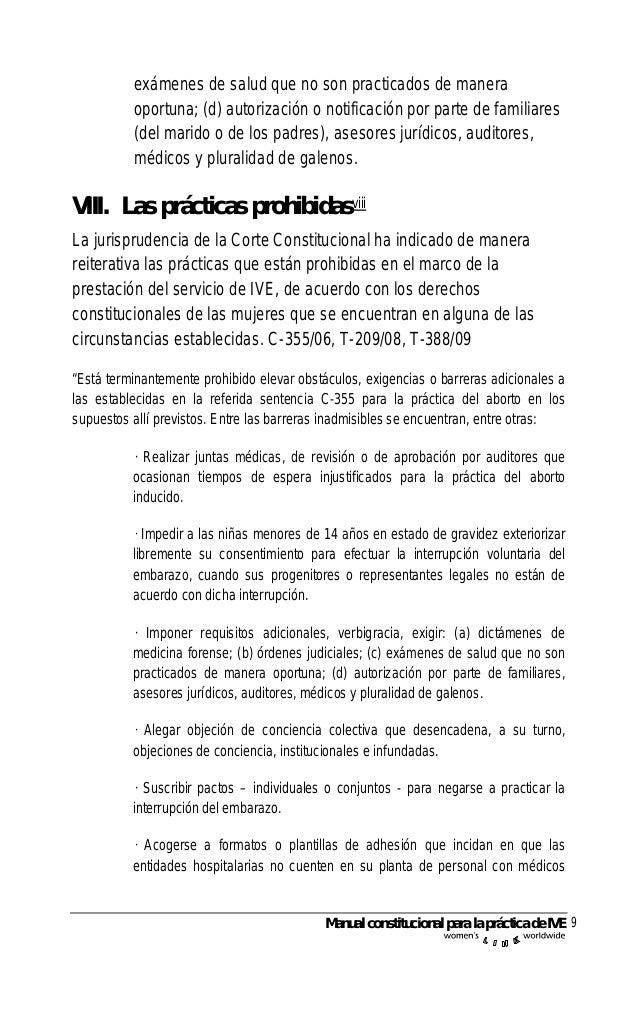 Derecho al aborto en Colombia