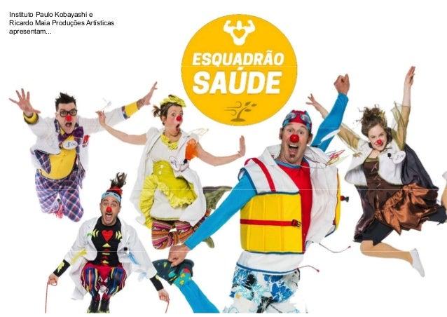 Instituto Paulo Kobayashi e Ricardo Maia Produções Artísticas apresentam...