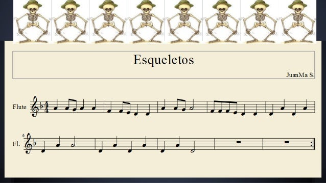 Esqueletos, rondo hungaro i canción antigua.