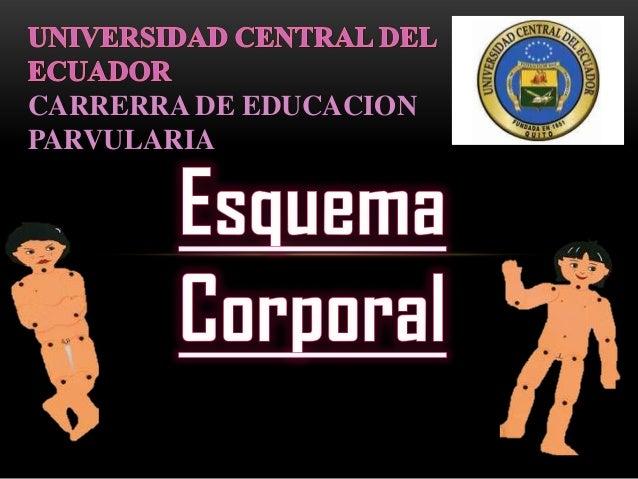 CARRERRA DE EDUCACION PARVULARIA