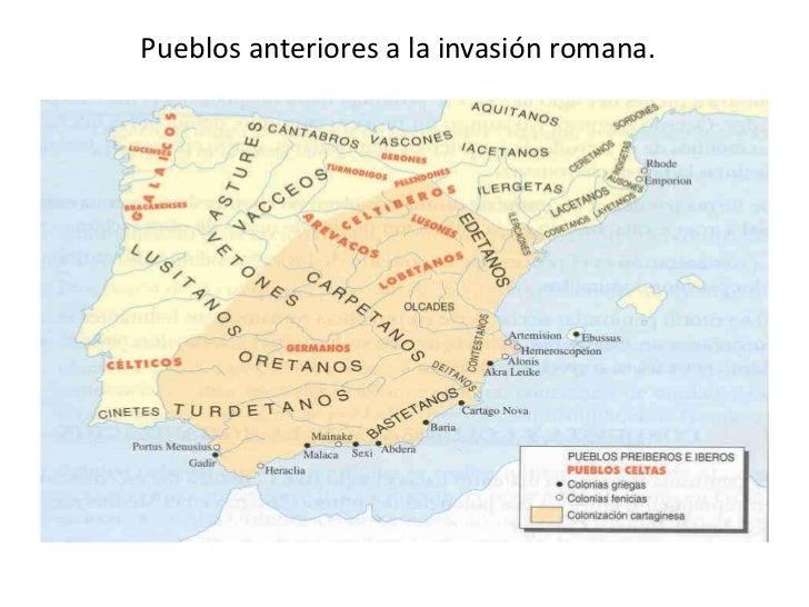 Esquema Histórico de Edad Media Española