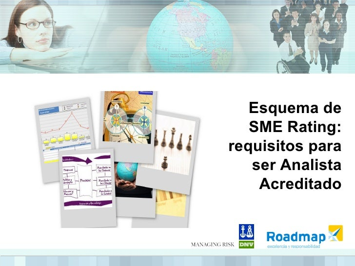 Esquema de SME Rating: requisitos para ser Analista Acreditado