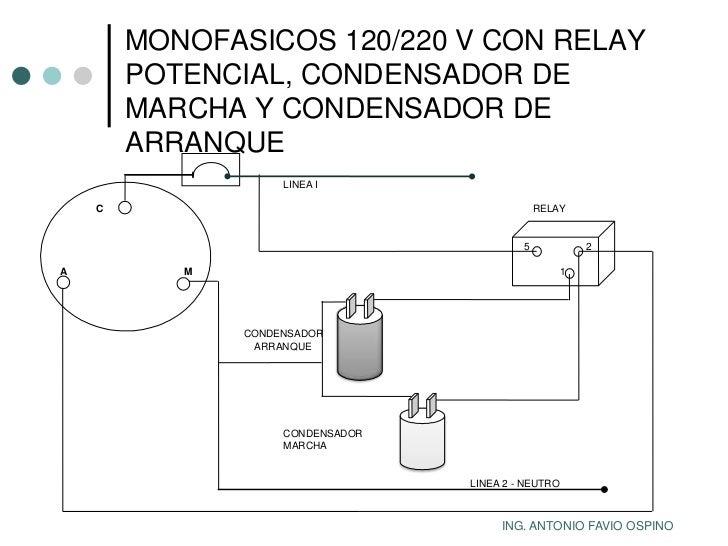 Esquemas Conexiones Electricas Motocompresores