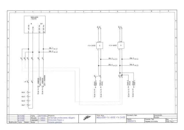 esquemas el u00e9ctricos cuadro protecciones ch boades