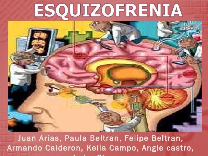 Juan Arias, Paula Beltran, Felipe Beltran,Armando Calderon, Keila Campo, Angie castro,