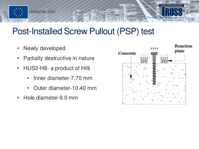 Statistical reliability of the screw pullout test in the