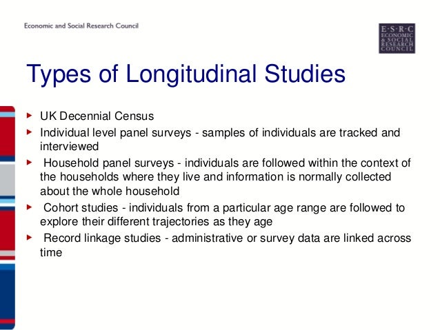 Lesson 9: Cohort Study Design; Sample Size and Power ...