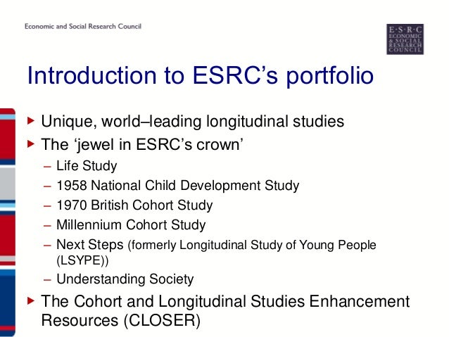 The Fundamentals of Longitudinal Research: An Overview