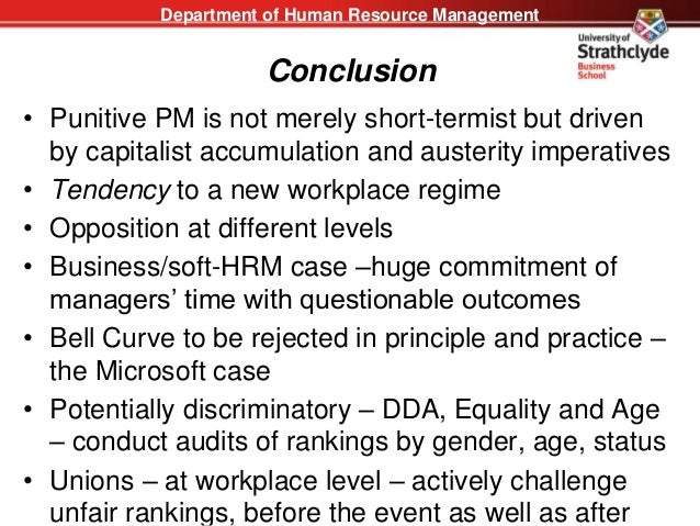 Discriminatory practices case study