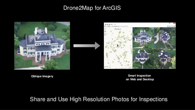 Imagery and beyond bk 2016 arcgis drone2map for arcgis what will your drone do for you sciox Gallery