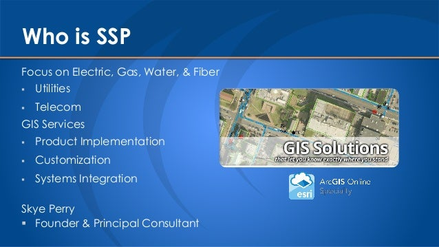 """Becoming a GIS Superstar Isn't Hard Portal is the key exposure point for the platform.  Lowercase """"portal"""" implies ArcGIS..."""