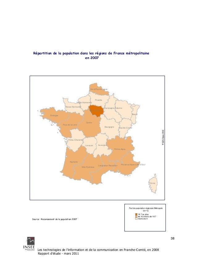 Nord-Pas-de-Calais  Picardie  Île-de-France  Champagne-Ardenne  Limousin  Les technologies de l'information et de la commu...