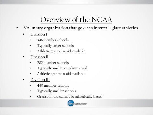 Sports/ Ncaa term paper 11566
