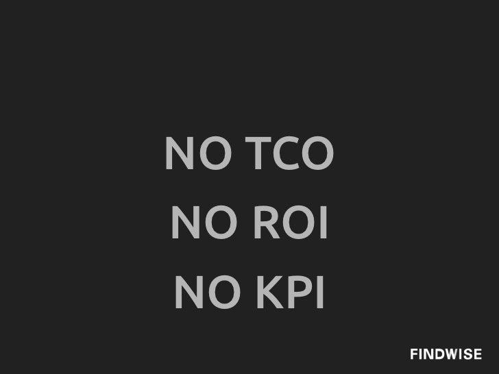 NO TCONO ROINO KPI