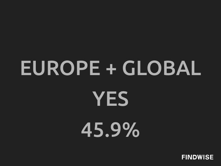EUROPE + GLOBAL     YES    45.9%