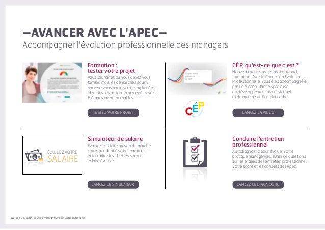 Livre Blanc Apec Les Managers Leviers D Attractivite De Votre Entr