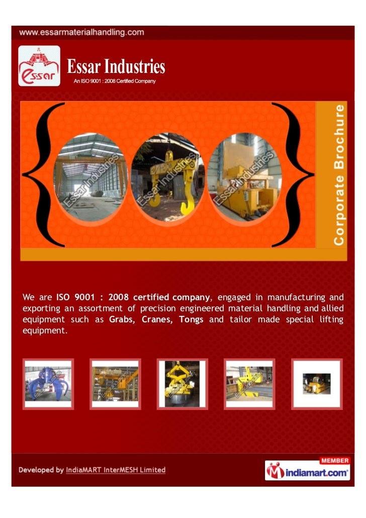 We are ISO 9001 : 2008 certified company, engaged in manufacturing andexporting an assortment of precision engineered mate...