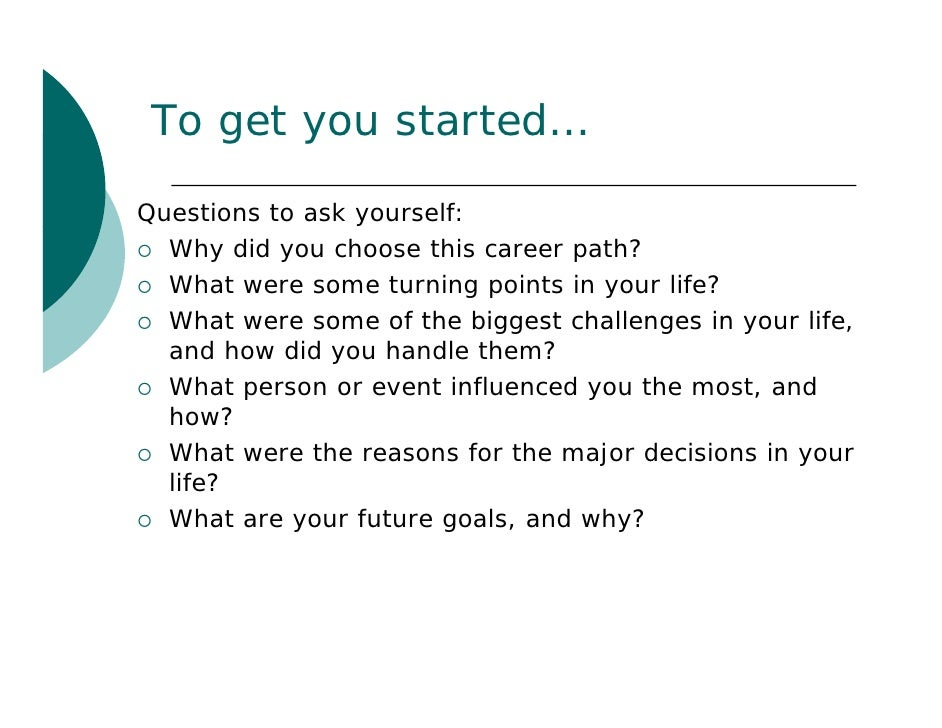 Turning Point In Life Essay Example - image 2