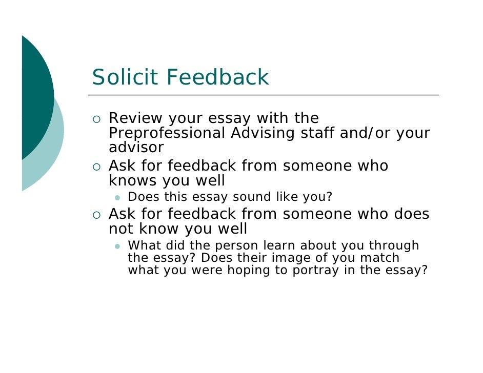 Essay winning