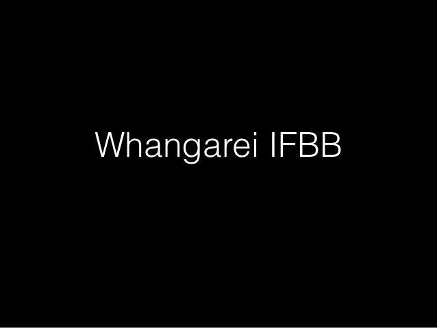 Whangarei IFBB