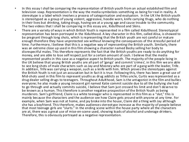 of youth and age essay summary