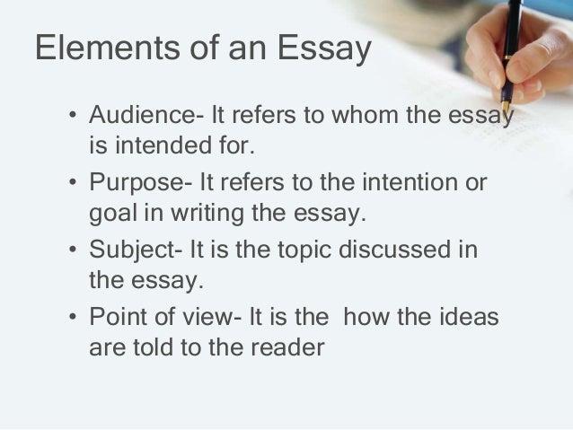 Essay dreams may come