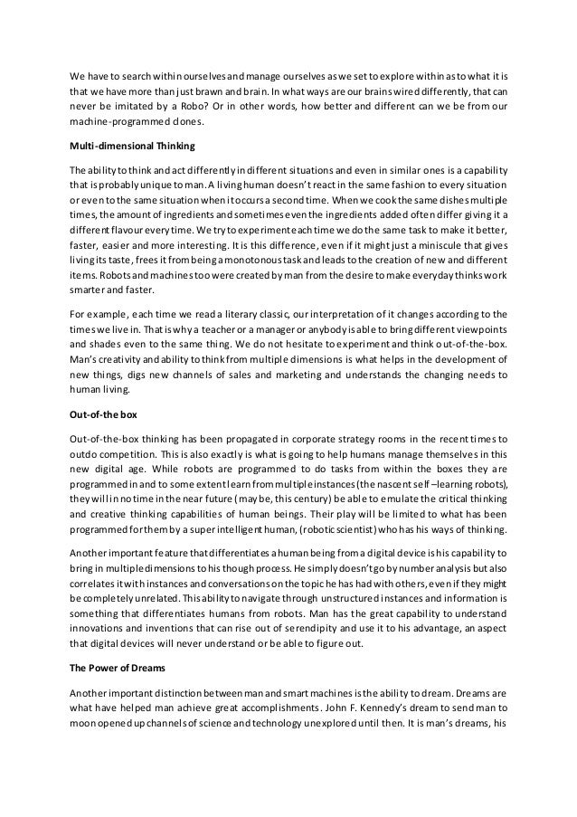 Essay About Positive Thinking  Barcafontanacountryinncom Essay About Positive Thinking Positive Attitude Ppt A Time To