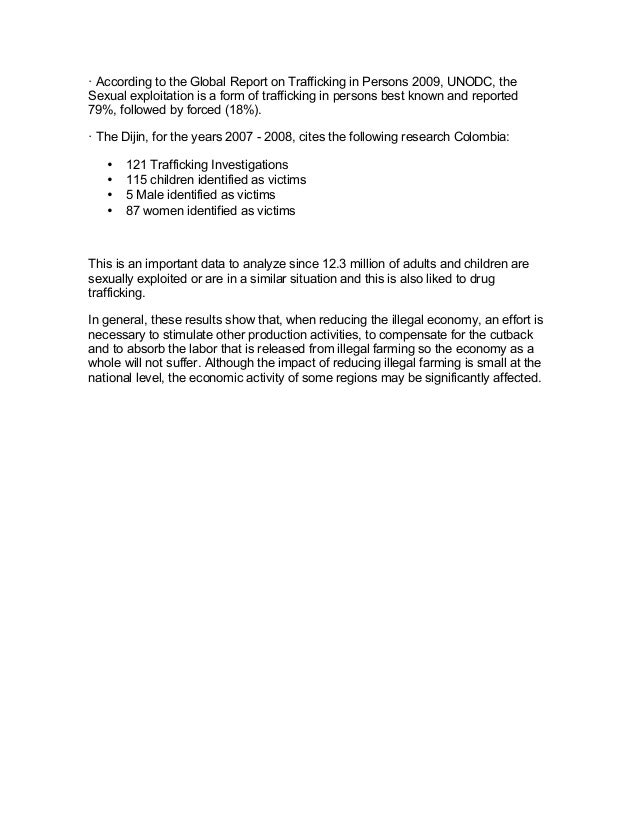 essay illicit economy 6