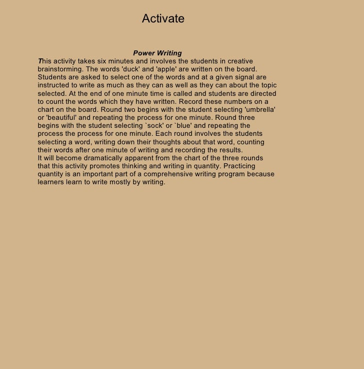 lesson essay The classicnote study guide on gorilla, my love contains a biography of toni cade bambara, literature essays, a complete e-text, 100 quiz questions, major themes, a.