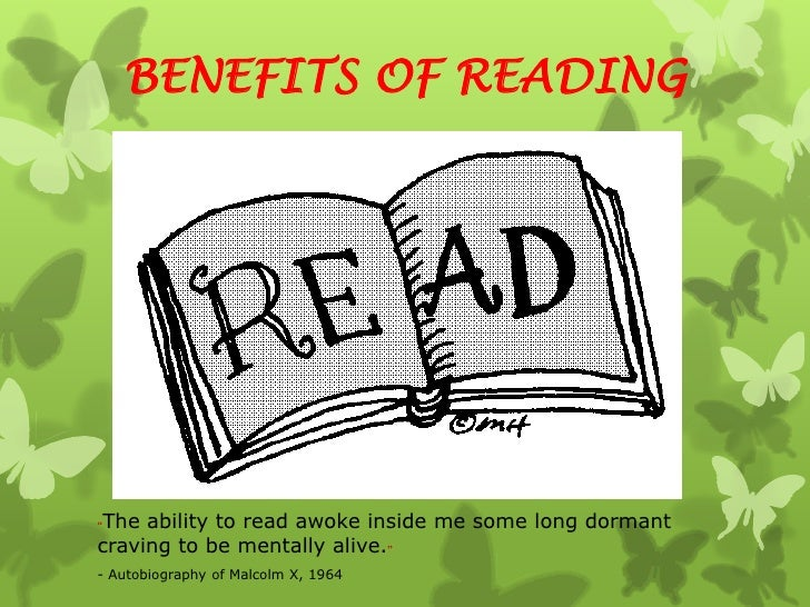 essay on benefits of reading books Some of the practical advantages of going digital are obvious: a  there are also  potential considerations for those reading e-books on.